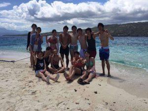 Philippinesでのビーチ
