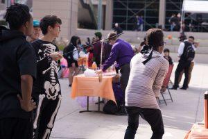 ゲーム、ハロウィーンフェスティバル